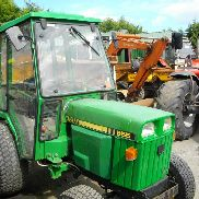 John Deere 955 Compact - 4 roues motrices