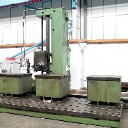 JUARISTI Floor Borer, 110mm Spindle, Supplied with Floor Plates, Box Tables & Milling Head