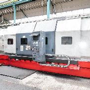 MAZAK Integrex 70Y CNC 4 Axis Turning / Milling & Boring Centre. With Mazatrol T Plus Control.