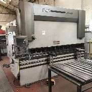 ERMAK CNC AP3120 3100mm x 120 Ton 4 axis CNC Press Brake. ER70 Windows 2D Control. Manufactured 2008