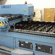Sei PL 1217 Diecut Laser Cutting Machine