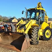 New Holland Backhoe Loader (9349)