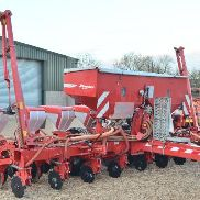 Kverneland HD Optima 8 Row Maize Drill (9360)