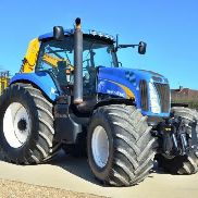 New Holland T8050 Tractor (9536)