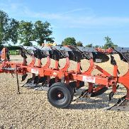 Gregoire Besson 5 furow plough (9042)