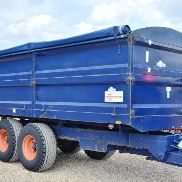 Ken Wootton 10T Dropside Trailer (9814)