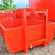 Pronar hook lift 900mm deep trailer body (9498)