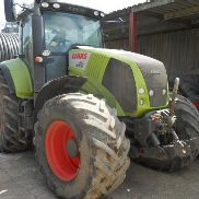 Claas Axion 850 - DUE IN!