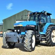 Ford New Holland Tractor 8670 (9632)