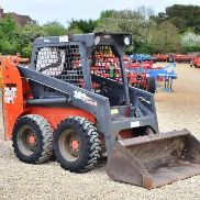 Thomas Muscle 153 Skid Steer (9549)