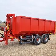 Pronar hook lift 1200mm deep trailer body (9499)