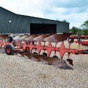 Kuhn 8F Wagon Plough (9719)