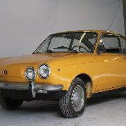No: 341/1972 Fiat - Sport 850 coupé