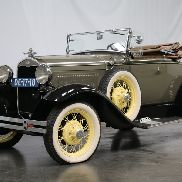 No: 32/1931 Ford - Modell A Deluxe Roadster Typ 40_B