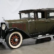 No: 82/1928 Buick - Master-Six-Serie 120