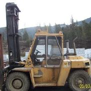 1994 CATERPILLAR DP80