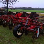 1998 United Farm Tool 2610 Onduleur en p-noeud à 6 rangs