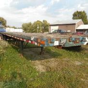 1974 Trail R Craft 40 Flatbed