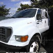 2000 FORD F650