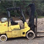 1998 HYSTER S120XL