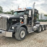 2009 KENWORTH T800 Heavy Duty Spec