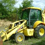 2001 New Holland LB75B