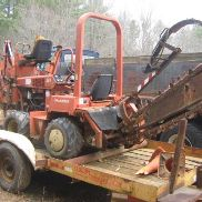 1987 DITCH WITCH 3610