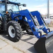2017 NEW HOLLAND T6.155