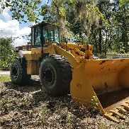 1993 CATERPILLAR 966F II