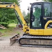 2010 CATERPILLAR 304 C CR
