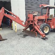 1992 DITCH WITCH 8020JD