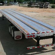 2018 DORSEY 48' Flatbed Combo Tandem Axle Slider