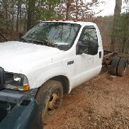 2004 FORD F350 XL SD