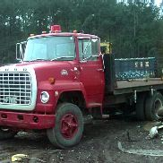 1983 Ford F800