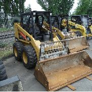 Caterpillar 226B3 Lader