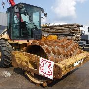 Rullo Caterpillar CP563E