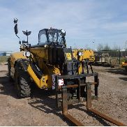 Caterpillar TH417 C Telescopic Forklift