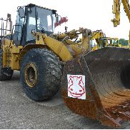 Caterpillar 966G Lader