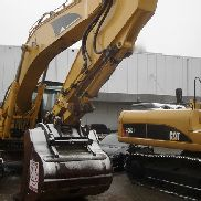 Caterpillar 330DL Crawler Excavator