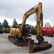 Caterpillar 308E Excavator - Midi 7t to 12t