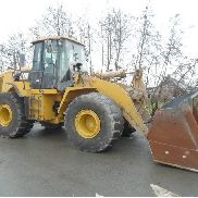 Caterpillar 966H Lader
