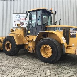 Caterpillar 950 G II | Lader
