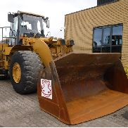 Caterpillar 980G Lader