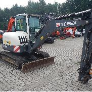 Terex TC60 Mini Excavator < 7t