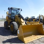 Caterpillar 924H Lader