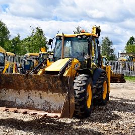 JCB 4CX | Loader Excavators
