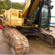 Caterpillar 329 DLN Tracked excavator