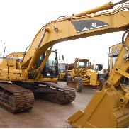 Caterpillar 325DL Tracked Excavator