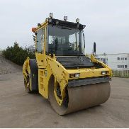Bomag BW161 AD-4 Walze