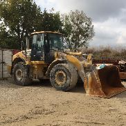 Caterpillar 950H Lader